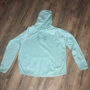 Under Armour cold gear hoodie size large